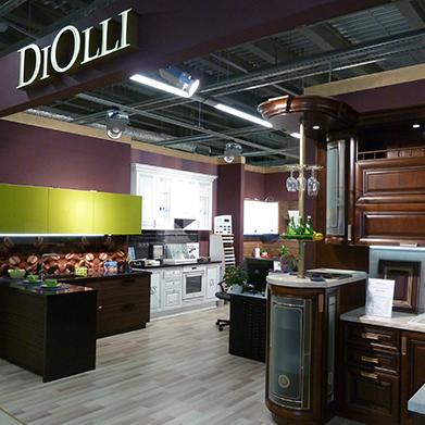 Мебель на заказ в Санкт-Петербурге от компании «DiOlli»